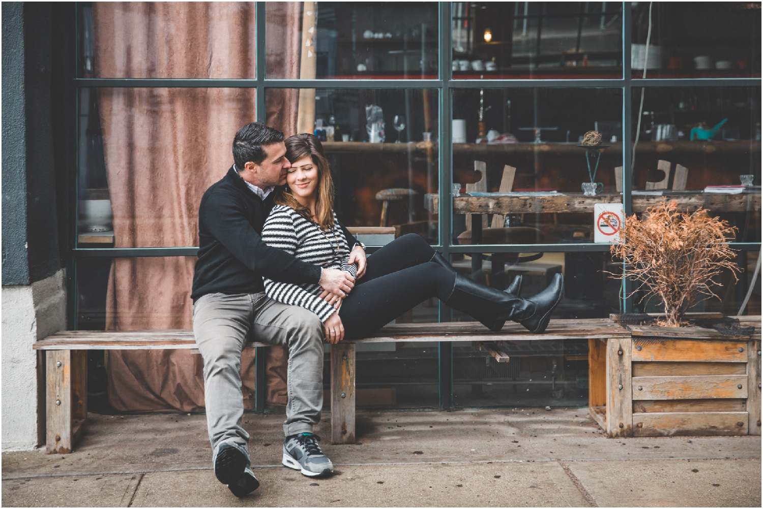 Lisa Kollberg Photography engagement session